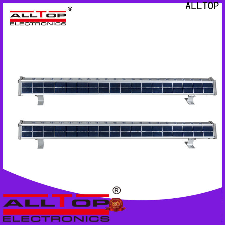 modern modern solar wall lights with good price for concert