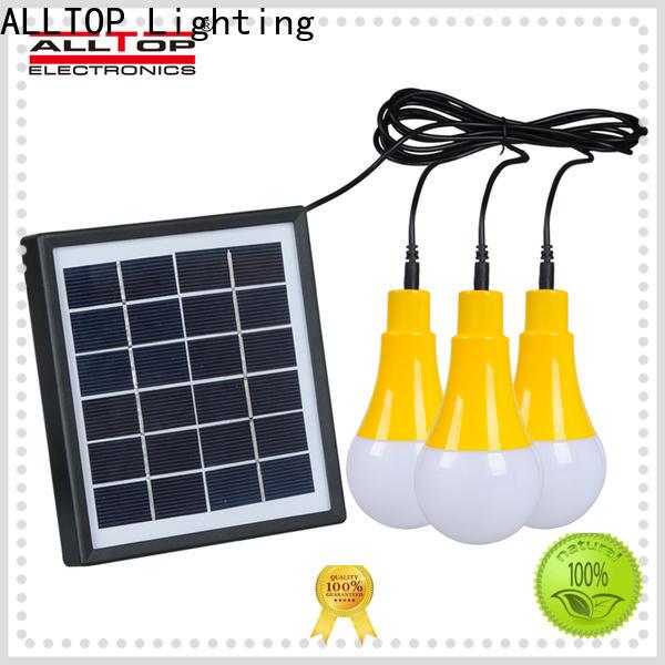 ALLTOP outdoor led solar motion sensor wall light directly sale highway lighting