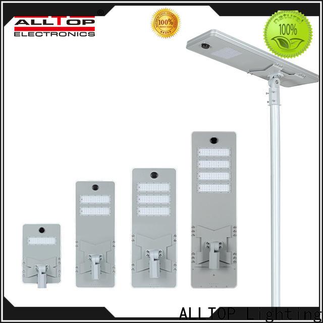 ALLTOP integrated modern street lights manufacturer for road