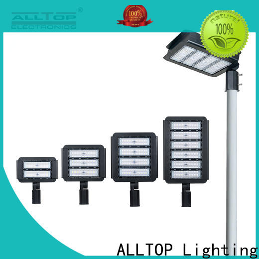 ALLTOP automatic street light manufacturers suppliers for lamp