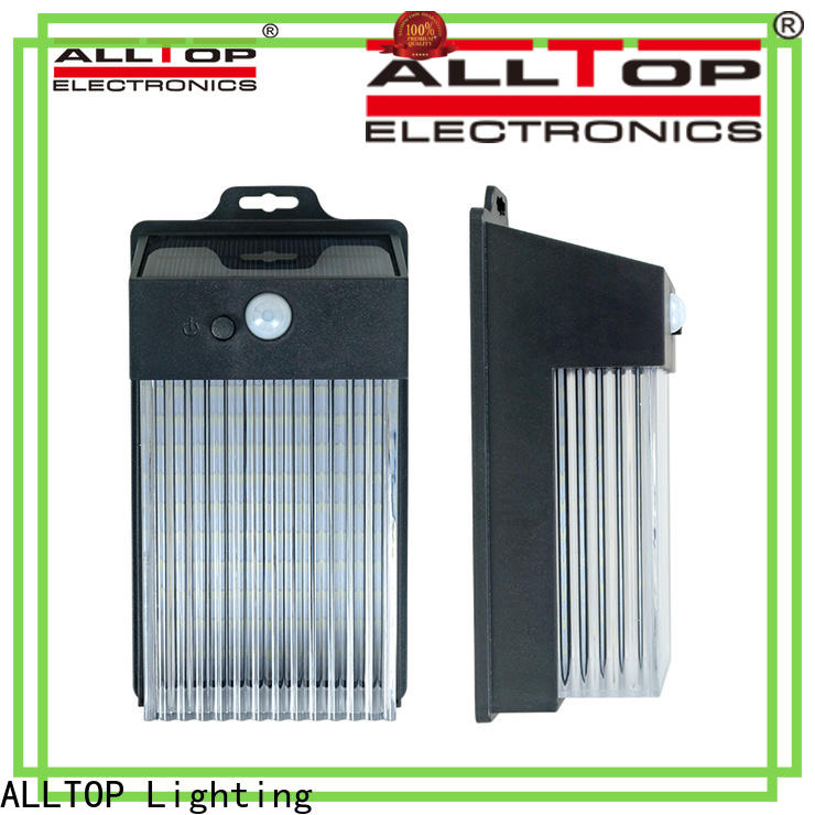 ALLTOP high quality solar mounted lights series for concert