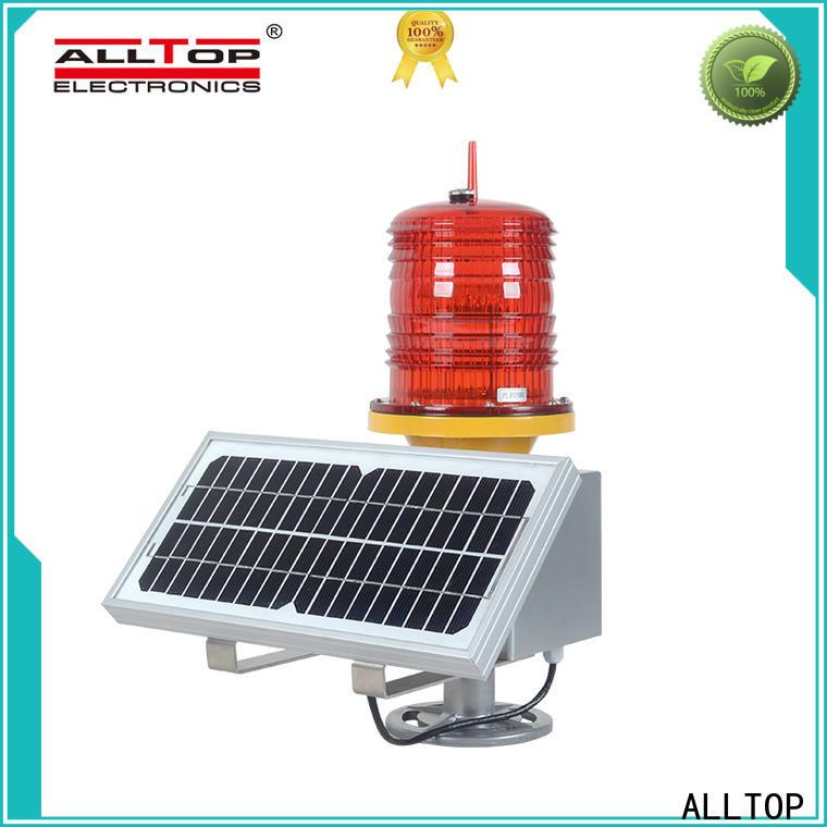 ALLTOP solar street signs supplier for workshop