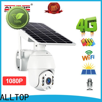 solar ip camera wifi