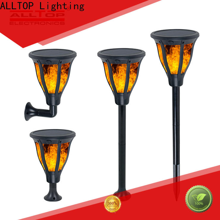 ALLTOP bright solar lights for yard supply for decoration