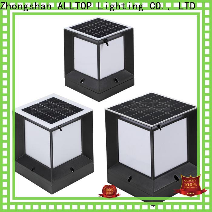 ALLTOP landscape post lights suppliers for decoration