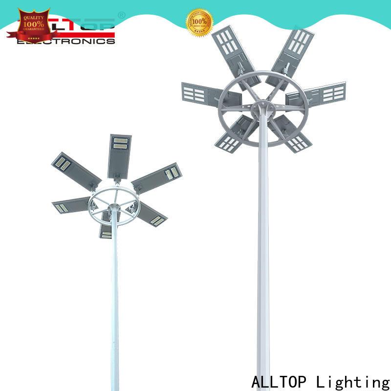 ALLTOP solar street light factory high-end wholesale