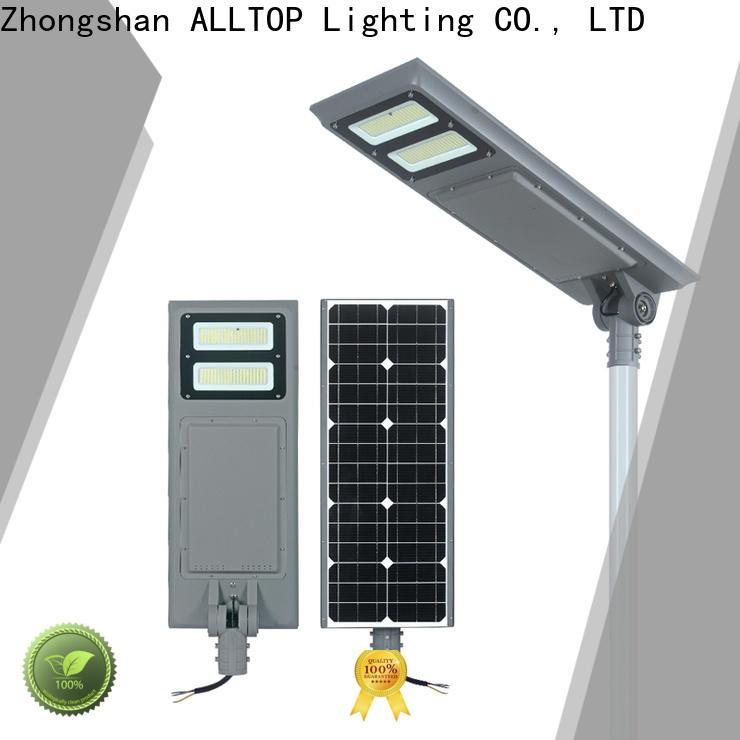 solar street light functional manufacturer