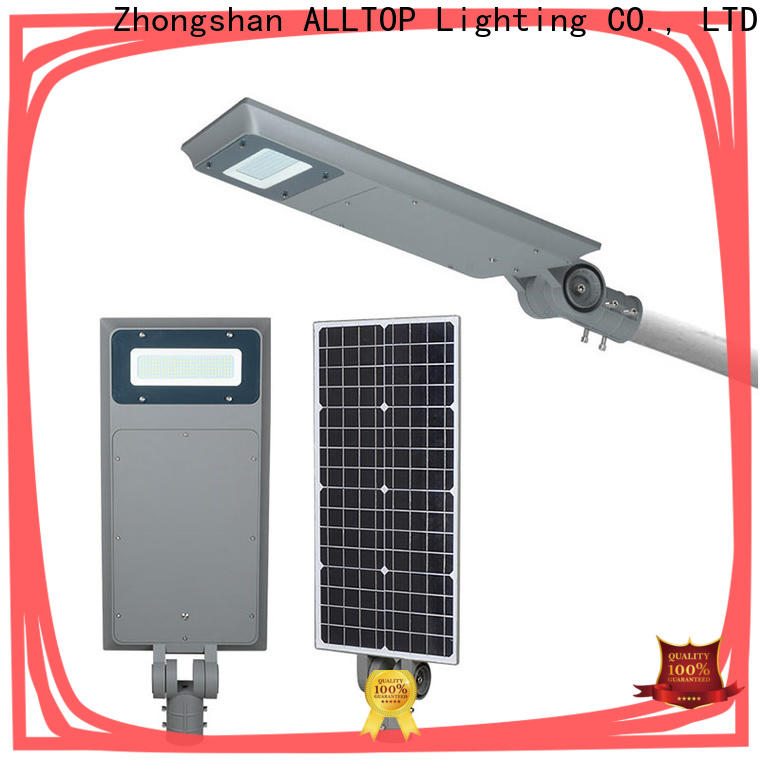 ALLTOP high-quality outside street lights functional supplier