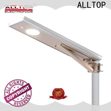 ALLTOP outdoor solar led street lights high-end supplier