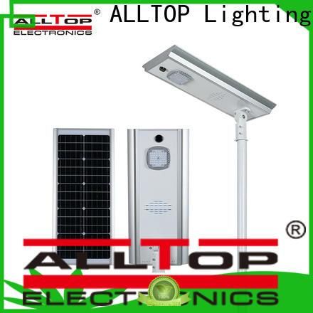 ALLTOP solar street light high-end wholesale