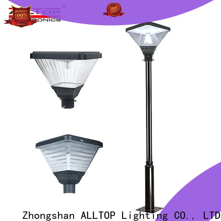 ALLTOP solar panel yard lights