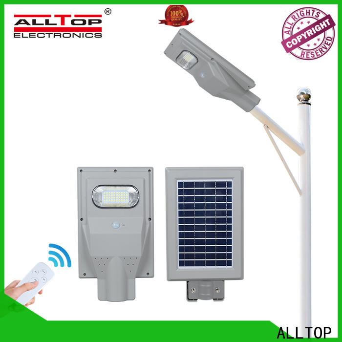 waterproof best solar parking lot lights best quality supplier