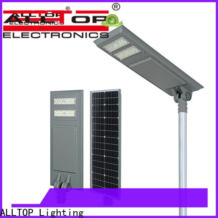 ALLTOP street light company functional supplier