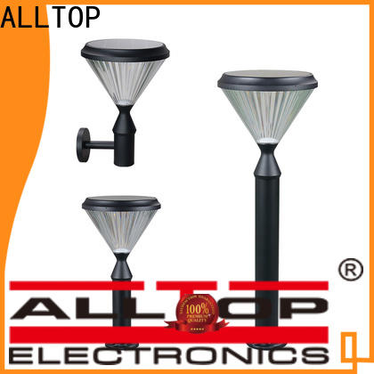 ALLTOP solar panel yard lights