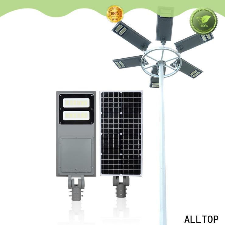 ALLTOP solar led lights high-end manufacturer