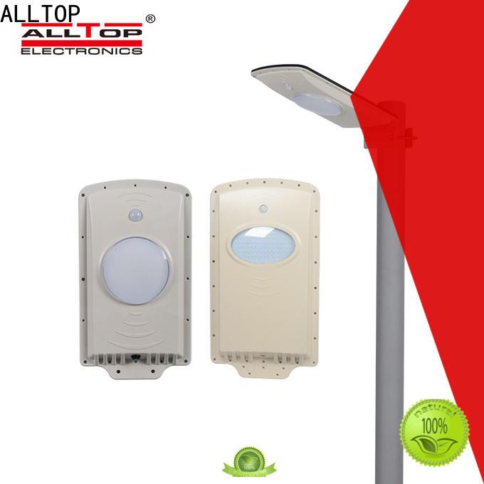 ALLTOP solar street light system wholesale for highway
