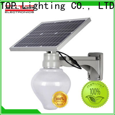 energy-saving 12w solar street light wholesale for garden