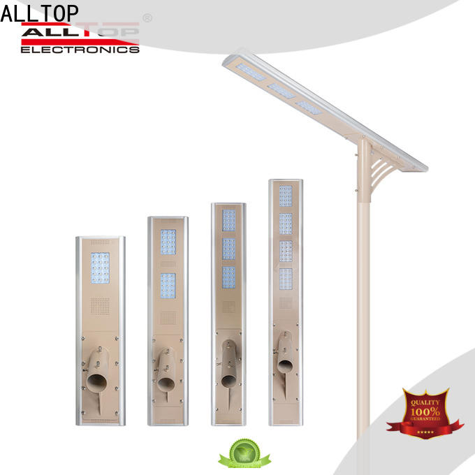 ALLTOP waterproof solar light company with good price for road