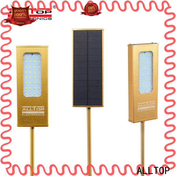 stainless steel solar exterior wall lights manufacturer for concert