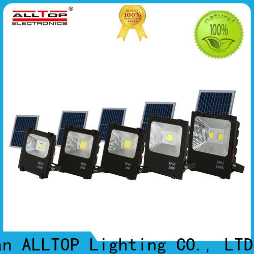 ALLTOP exterior solar flood lights company for spotlight