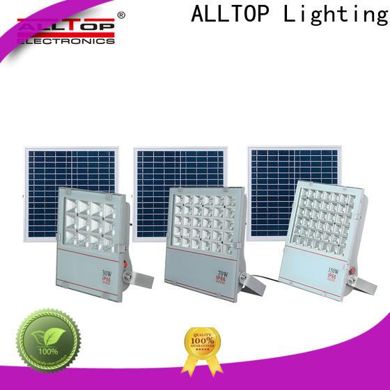 powered led solar flood light suppliers for spotlight