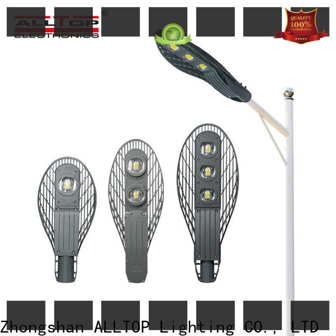 ALLTOP luminary 80w led street light factory for lamp