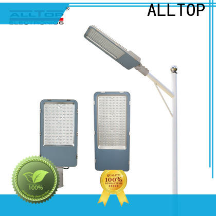 ALLTOP aluminum alloy customized 60w integrated solar street light supply for workshop