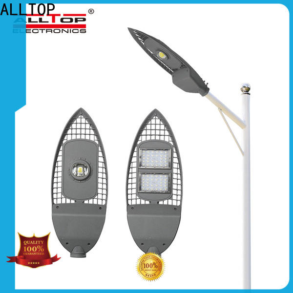 ALLTOP customized 60w integrated solar street light supply for facility