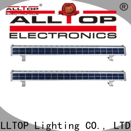 energy-saving solar powered motion sensor wall light series for concert
