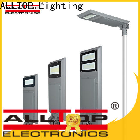 ALLTOP high powered solar lights factory direct supply for highway