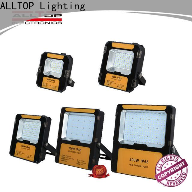 ALLTOP outdoor led flood light bulbs directly sale for workshop