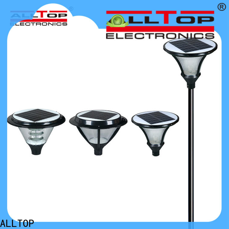 high quality solar garden lamp post lights company for landscape