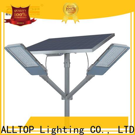 ALLTOP waterproof solar street lamp series for garden