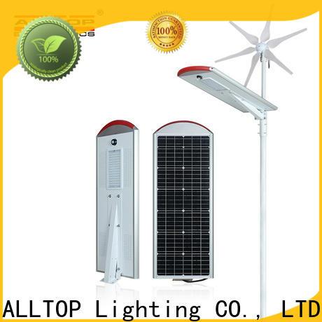 ALLTOP top selling solar road lamp series for garden