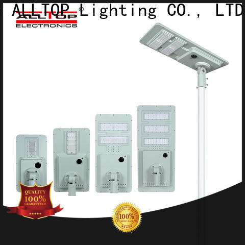 ALLTOP outdoor solar led lamp with good price for highway