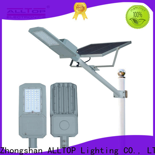 ALLTOP solar road lamp wholesale for outdoor yard