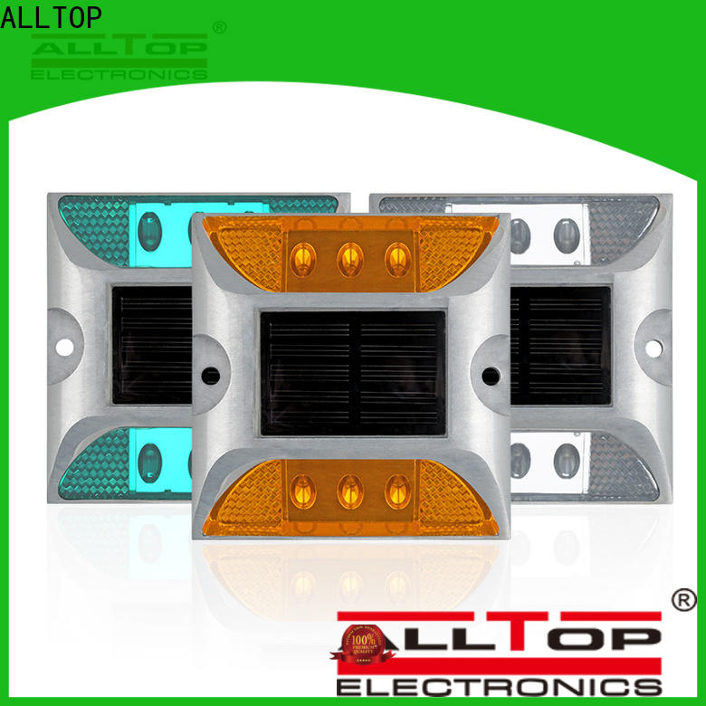 double side light up road signs directly sale for workshop