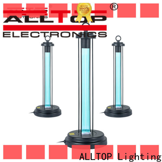 ALLTOP efficient portable uv light disinfection company for air disinfection