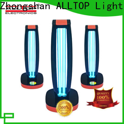 ALLTOP efficient uvc ozone disinfection light manufacturer supply for air disinfection