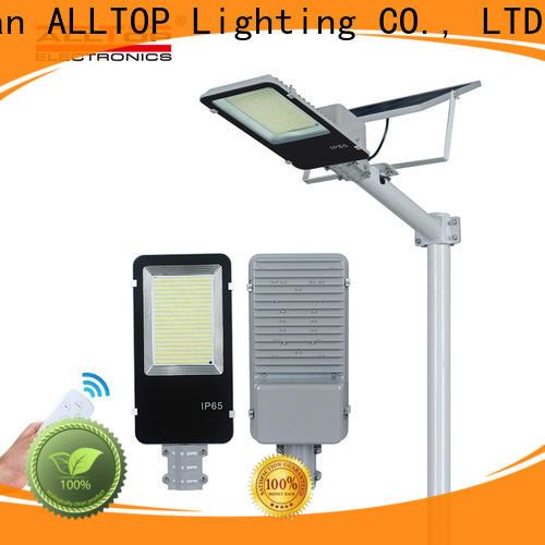 energy-saving 9w solar street light series for outdoor yard