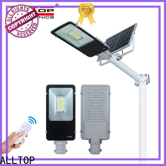 ALLTOP top selling 30w solar street light directly sale for outdoor yard
