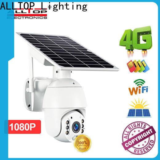 ALLTOP solar powered wireless cameras