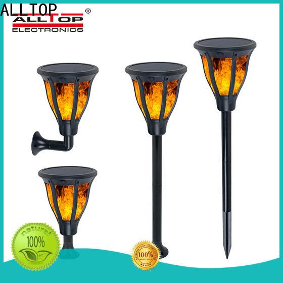 ALLTOP energy saving best solar garden path lights factory for decoration
