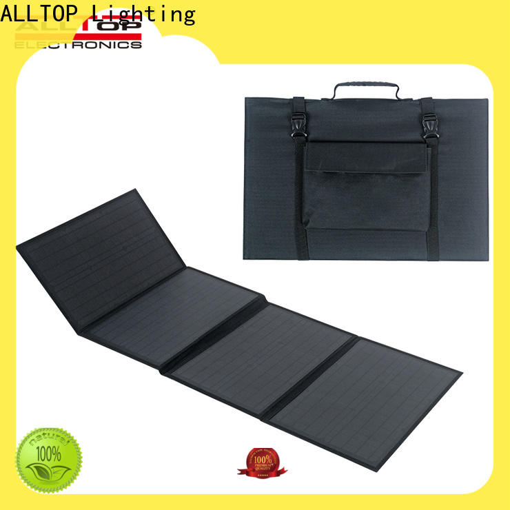 ALLTOP solar power system manufacturers in china directly sale indoor lighting