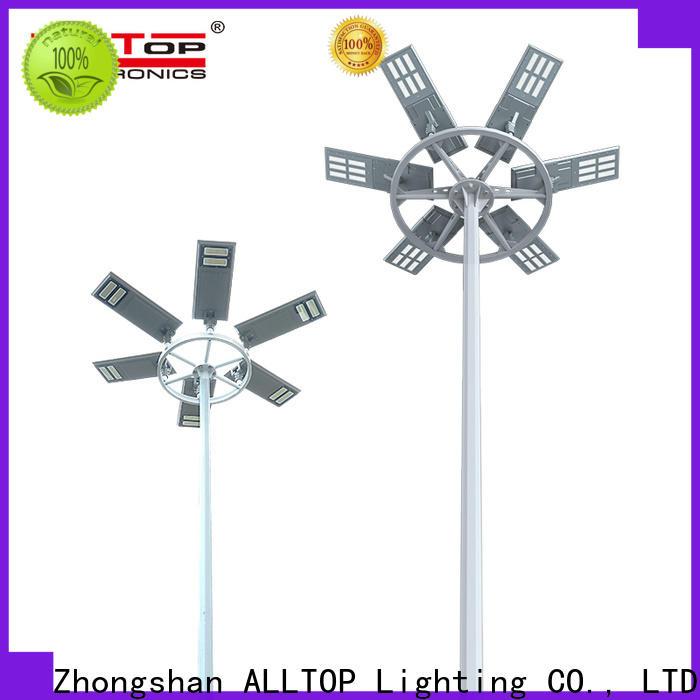 ALLTOP best solar parking lot light best quality wholesale