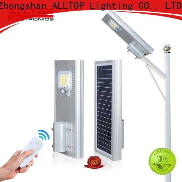 ALLTOP solar street light manufacturers high-end wholesale