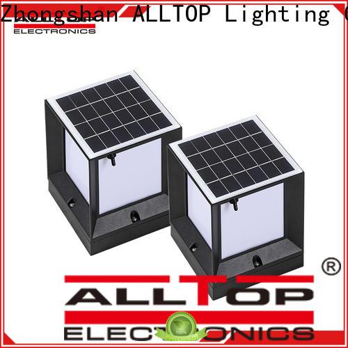 ALLTOP solar garden light manufacturers