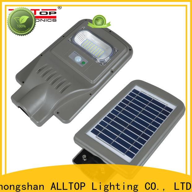 ALLTOP solar powered lights high-end supplier