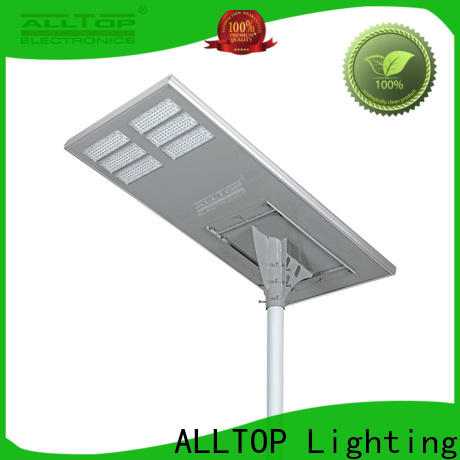 ALLTOP waterproof outdoor lighting solar best quality wholesale