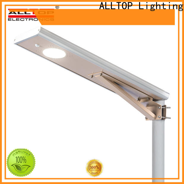 ALLTOP high-quality solar street light suppliers best quality wholesale